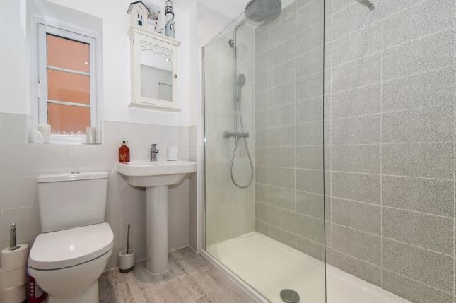 Shower Room of Boonton Meadows Way, Queniborough, Leicester, Leicestershire LE7