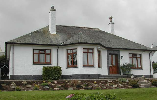 Thumbnail Detached house for sale in Windybrow, Ailsa Crescent, Stranraer