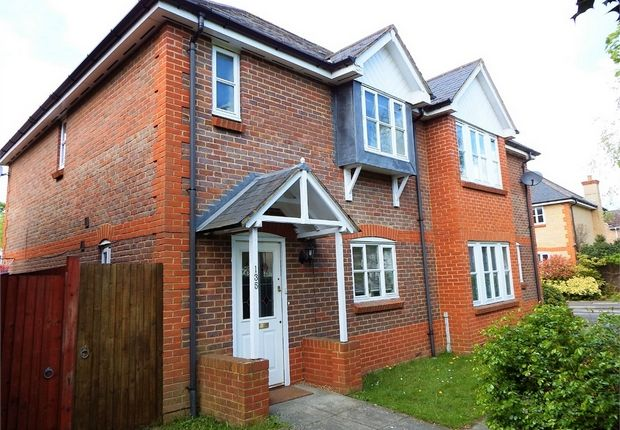 Thumbnail Semi-detached house for sale in Ship Lane, Farnborough, Hampshire