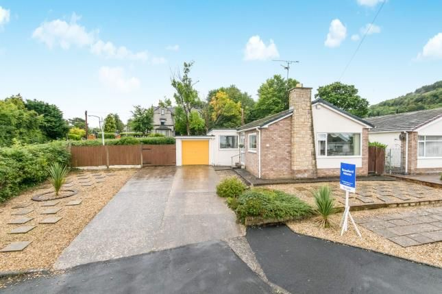 Thumbnail Bungalow for sale in Lon Derw, Abergele, Conwy, North Wales