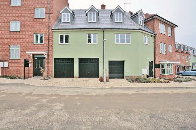Thumbnail Flat to rent in Summerhouse Hill, Nightingale Rise, Buckingham