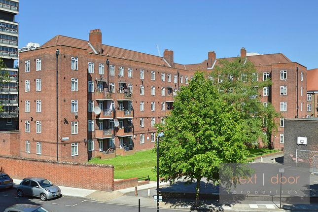 Thumbnail Flat for sale in Laing House Comber Grove, Camberwell