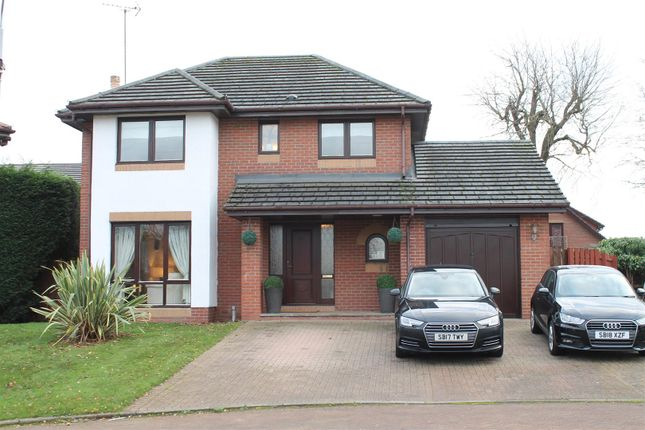 Thumbnail Property for sale in Grieve Croft, Bothwell, Glasgow