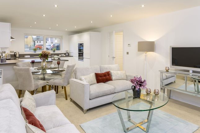 """Thumbnail Flat for sale in """"Compass Point"""" at Sunnyside, Boringdon Road, Turnchapel, Plymouth"""