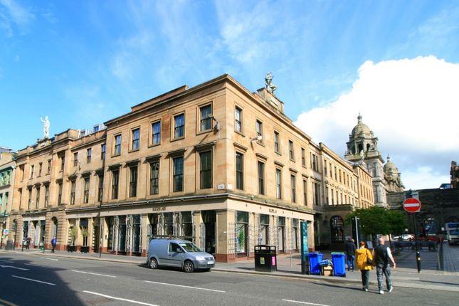 Thumbnail Flat to rent in Ingram Street, City Centre, Glasgow