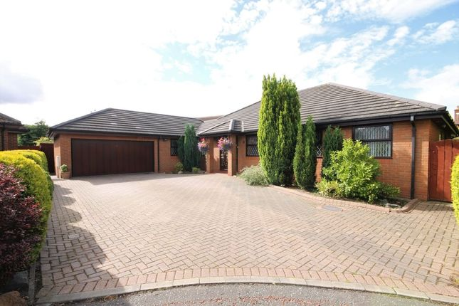 Thumbnail Bungalow for sale in St. Stevens Close, Houghton Le Spring