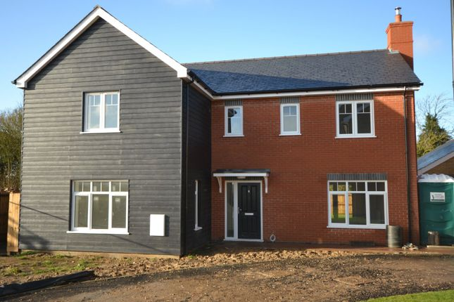 Thumbnail Detached house for sale in Silver Street, Wethersfield, Braintree, Essex