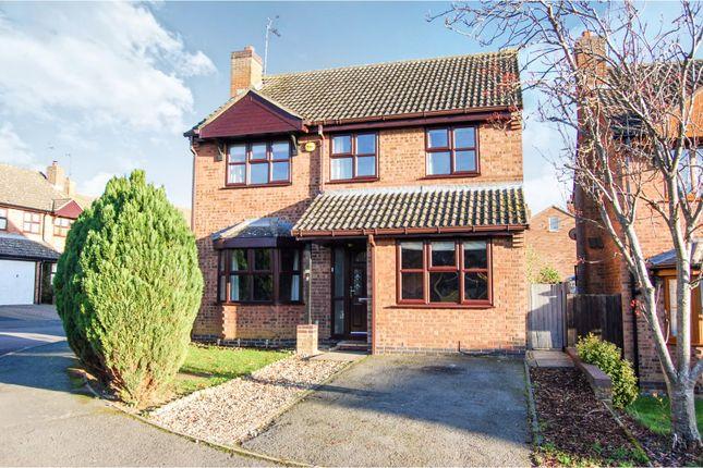 Thumbnail Detached house for sale in Cambridge Street, Wymington, Rushden