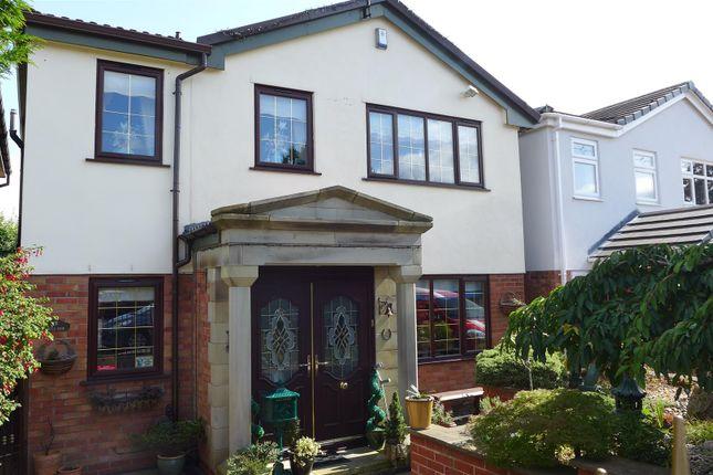 Thumbnail Detached house for sale in Shaftesbury Drive, Hopwood, Heywood