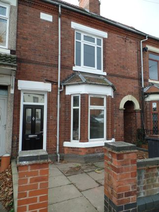 Thumbnail Terraced house to rent in Springdale Court, Attleborough Road, Nuneaton