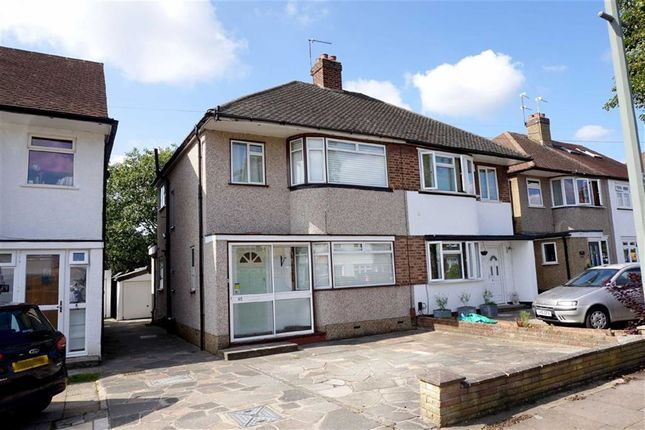 Thumbnail Semi-detached house for sale in Constance Crescent, Hayes, Bromley