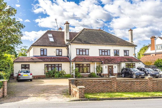 Thumbnail Detached house for sale in Burdon Lane, Cheam, Sutton