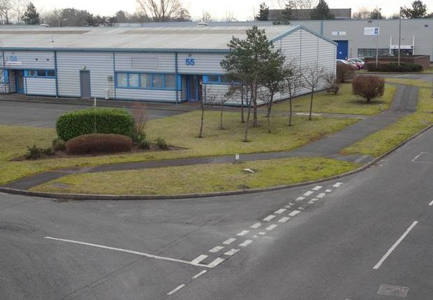 Thumbnail Light industrial to let in Unit 55, Zone Two, Third Avenue, Deeside Industrial Park, Deeside