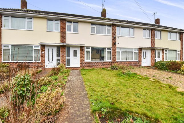 Thumbnail Terraced house for sale in Spencer Avenue, Taunton