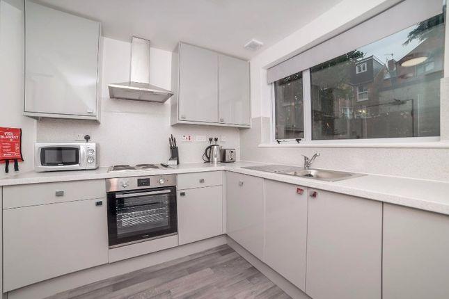 Thumbnail Flat to rent in Cottesmore Road, Lenton, Nottingham