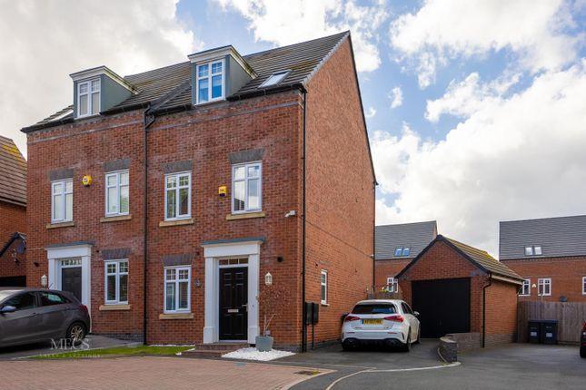 Town house for sale in Perrott Way, Birmingham, West Midlands