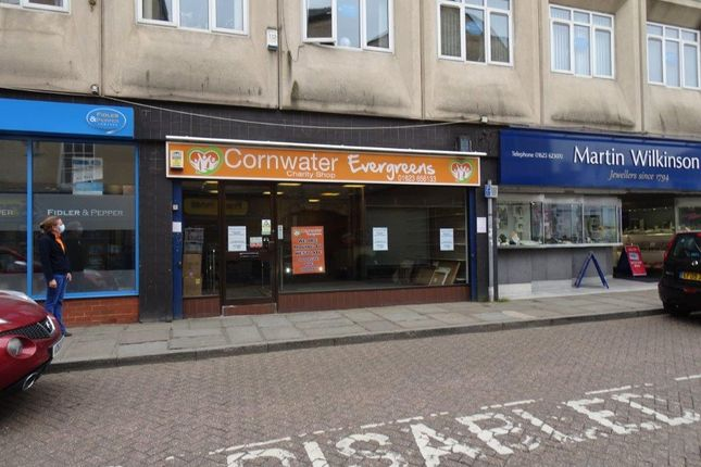 Thumbnail Retail premises to let in Unit 3, 18 Queen Street, Mansfield, Notts