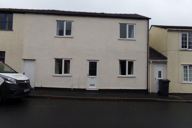 Thumbnail Terraced house to rent in West View, Wesham, Preston