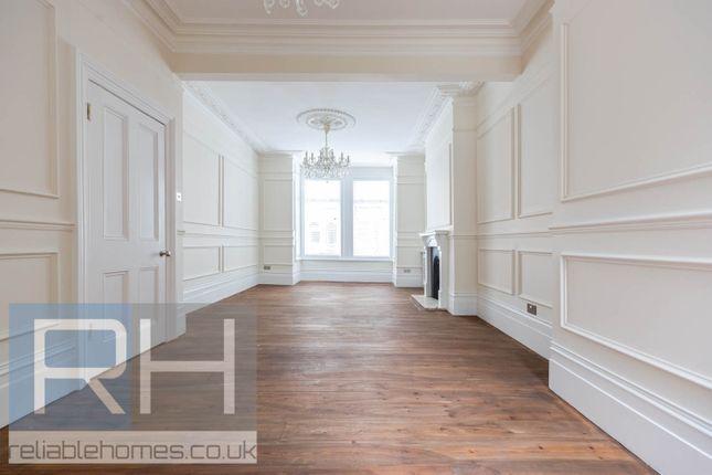 4 bed terraced house for sale in Wightman Road, London N4