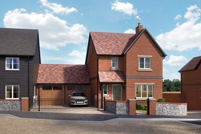 "Thumbnail Property for sale in ""The Hartley"" at Highlands Lane, Rotherfield Greys, Henley-On-Thames"