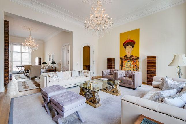 Thumbnail Town house to rent in Princes Gate, South Kensington