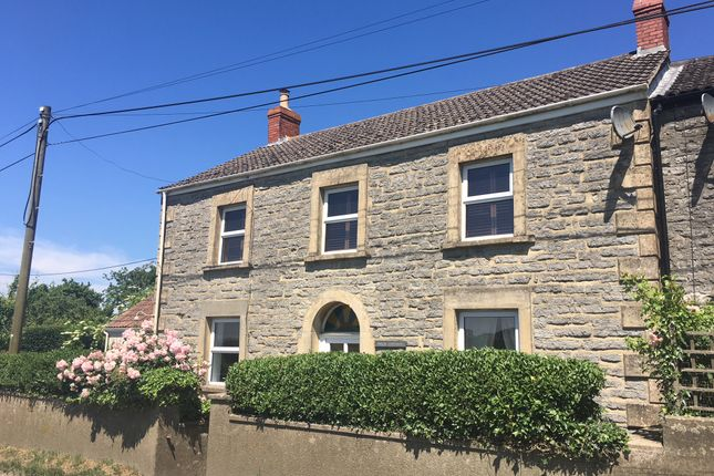 Thumbnail Semi-detached house to rent in Wyke Champflower, Bruton