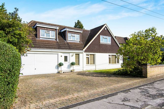 Thumbnail Detached house for sale in Headley Road, Billericay