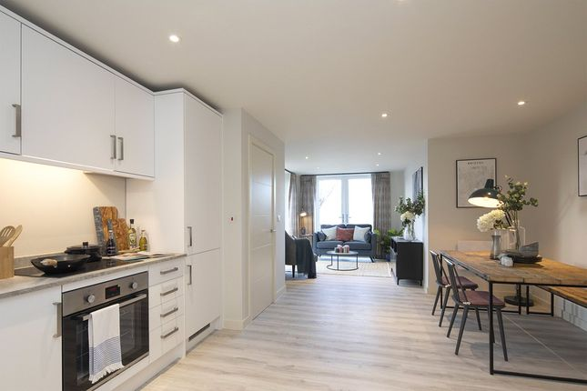 Thumbnail Flat for sale in Apartment 20, One Harbour Reach, Serbert Road, Portishead, Bristol