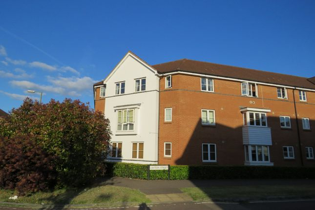 Thumbnail Flat to rent in Layton Street, Welwyn Garden City