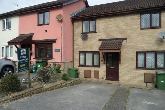 Thumbnail Terraced house to rent in 68 The Hollies, Brynsadler, Pontyclun