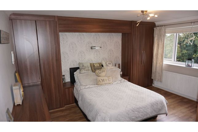 Master Bedroom of School Croft, Brotherton, Knottingley WF11