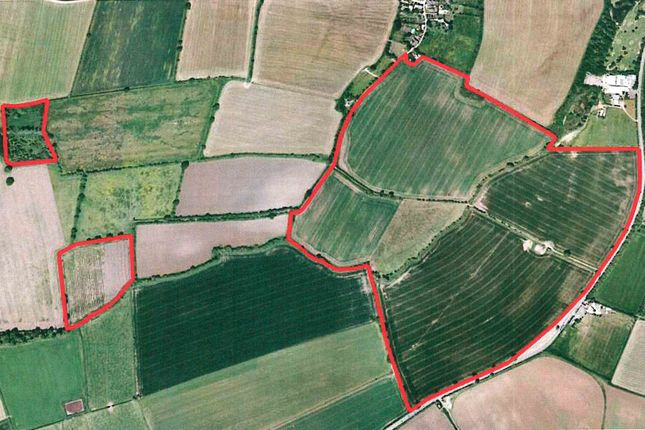 Thumbnail Land for sale in Faringdon Road, Faringdon