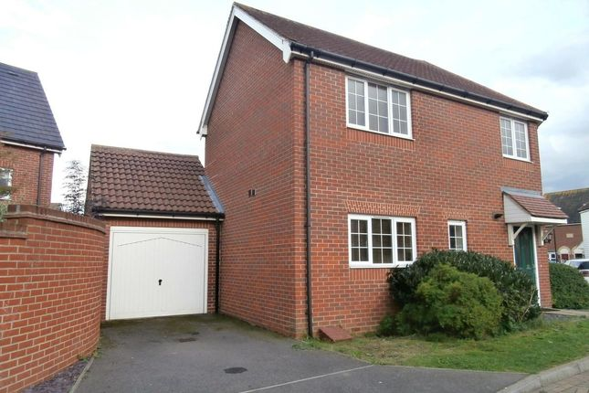 Thumbnail Semi-detached house to rent in Honesty Close, Sittingbourne