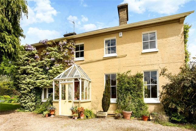 Thumbnail Property for sale in West Silchester Hall, Silchester