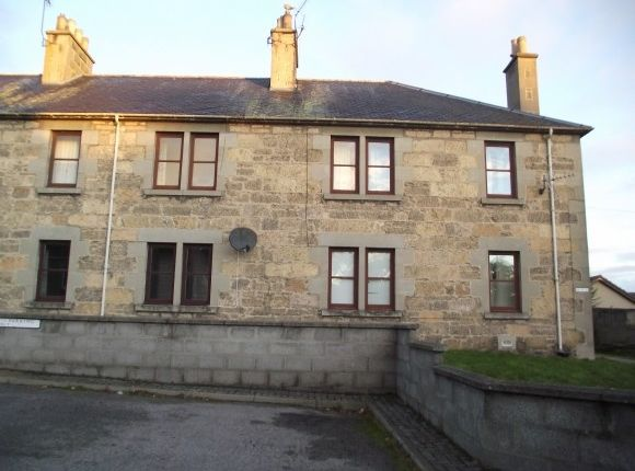 Thumbnail Flat to rent in Blantyre Street, Moray, Elgin