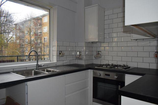 Thumbnail Flat to rent in Kingswood Estate, London