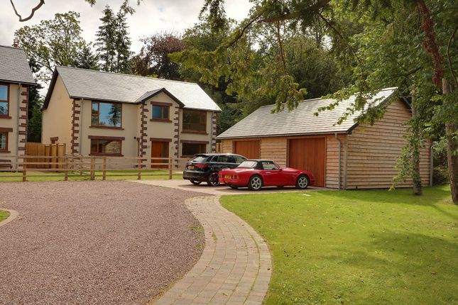 Thumbnail Detached house for sale in 2 Upper Weston, Weston Under Penyard, Ross-On-Wye, Herefordshire.