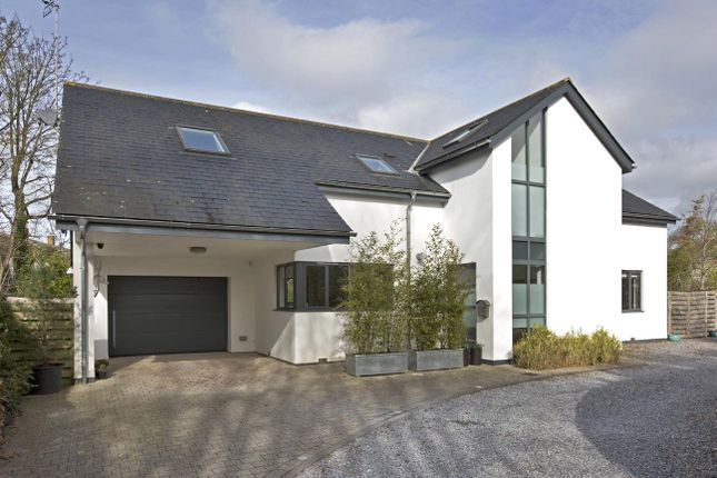 Thumbnail Detached house for sale in Hunton Close, Lympstone, Exmouth