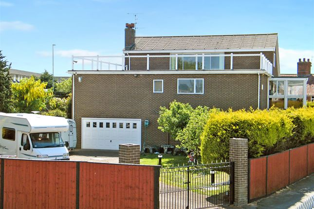Thumbnail Detached house for sale in Roman Bank, Ingoldmells, Skegness