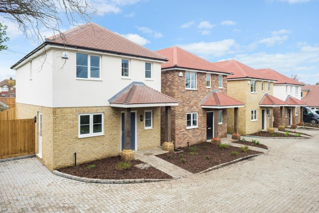 Thumbnail Detached house for sale in Beckett Close, Twydall, Gillingham