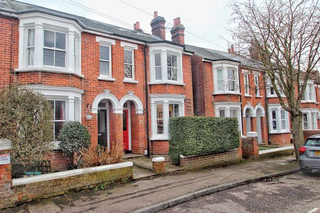 Thumbnail Semi-detached house for sale in Constantine Road, Colchester
