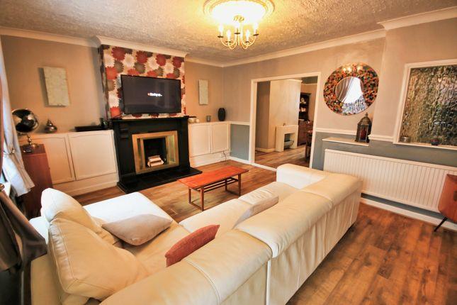 Thumbnail Terraced house for sale in Ellesmere Road, Pemberton, Wigan