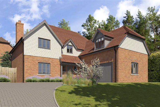 Thumbnail Detached house for sale in Oaklands Rise, Welwyn, Hertfordshire