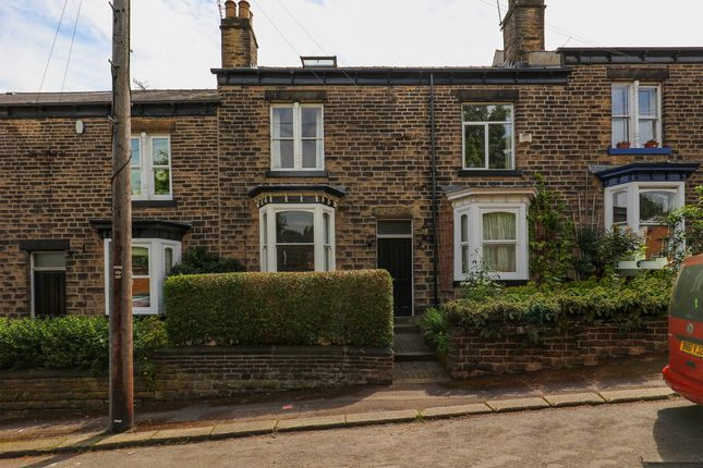 Thumbnail Terraced house for sale in Milton Road, Sheffield