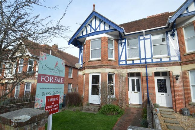 Thumbnail Flat for sale in Ryde Road, Seaview