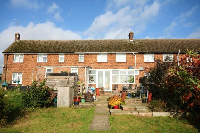 Thumbnail Terraced house for sale in The Chase, Boreham, Chelmsford