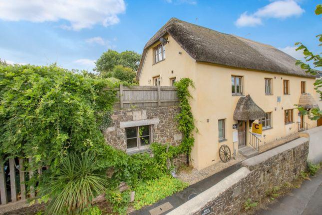 Thumbnail Cottage for sale in Trusham, Newton Abbot