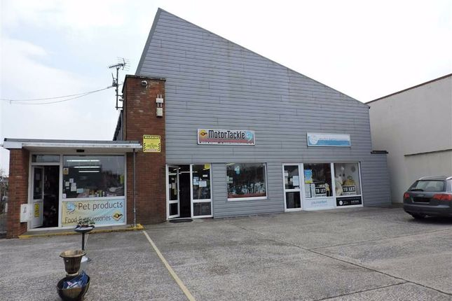 Thumbnail Commercial property for sale in West Street, Fishguard, Pembrokeshire