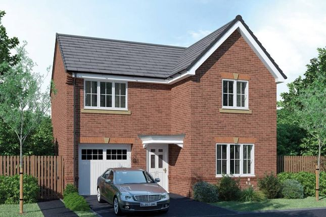 Thumbnail Detached house for sale in Ambridge Way, Seaton Delaval, Whitley Bay