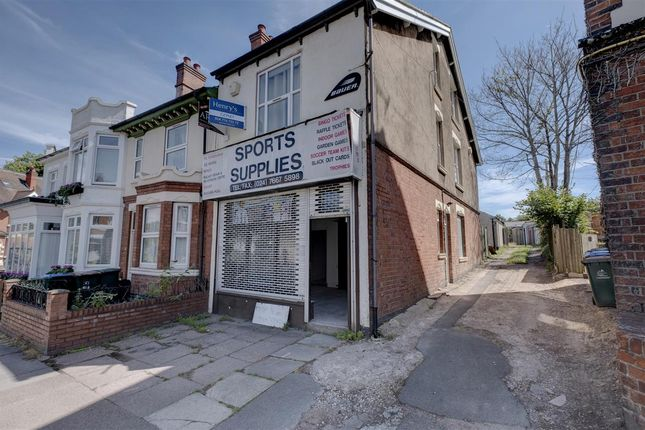 Thumbnail Commercial property to let in Albany Road, Earlsdon, Coventry
